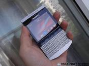 Premières images Blackberry 9900
