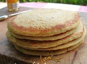 Pancakes américains farine maïs)