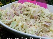 Salade chou jambon l'ananas