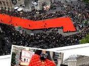 Venez assister plus grand défilé monde soir Paris