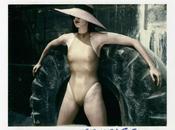 livre week-end Helmut Newton, Polaroids