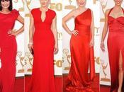 looks stars Emmys Awards 2011