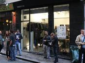 Bleu paname store paris opening