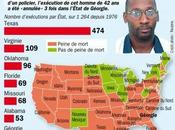 spécificité peine mort Etats-Unis