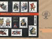 """Premier Jour """"Sapeurs-Pompiers Paris"""" Lyon"""