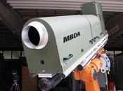 L'arme laser selon MDBA, prototype C-RAM