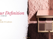 Test L'ombre mineral couleurs Clarins