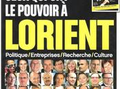 L'Expansion septembre 2011: pouvoir Lorient?