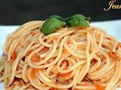 Spaghettis pistou