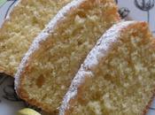 Cake Citron Amandes