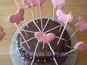 Gâteau papillons Valina
