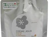 Test Crème jour karité fleur d'oranger