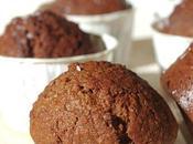 Muffins noix coco chocolat