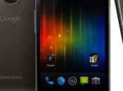 Google Galaxy Nexus premier smartphone sous Android