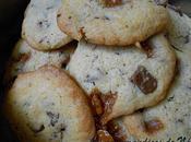 Cookies moelleux chocolat-caramel