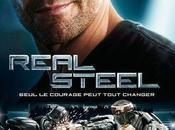Real Steel Shawn Levy avec Hugh Jackman Dakota Goyo