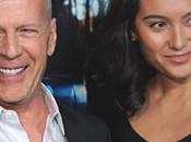 Bruce Willis être papa nouveau!