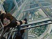 Mission Impossible Protocole Fantôme Cruise l'assaut tour plus haute monde