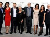 Photocall Skyfall l'équipe prochain James Bond réunie