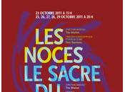 Mariage sacre soirée l'Opéra national Lorraine