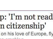 Interview Johnny Depp dans laquelle révèle, entre...