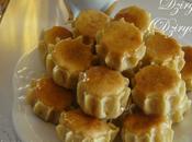 Gâteau Dzirya (Dziriyates)