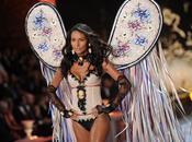 Lingerie sexy show Victoria Secret 2011