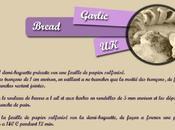 """Recette """"Garlic bread"""""""