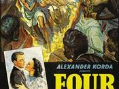 Quatres Plumes Blanches Four Feathers, Zoltan Korda (1939)