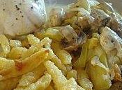 Roulés dinde, gorgonzola poireaux thermomix