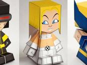Papertoys X-Men