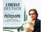 Métronome Lorant Deutsch