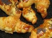 Croissants jambon Comté