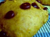 Cookies *potimarron chocolat noir marron* (sans beurre)