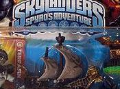 Skylanders Spyro's Adventure Pirate Seas Pack