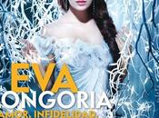 longoria: princesse neiges pour magazine Vanity Fair Espagne