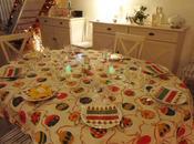 Repas avec amis comité fêtes, décembre 2011