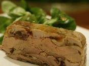 Terrine Foie gras Lapin Safran