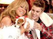 BUZZ clip Mariah Carey Justin Bieber