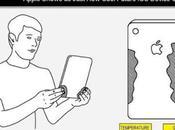Apple brevette capteur chaleurs