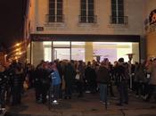Ouverture premier shop Feiyue Paris