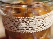 Chutney pommes mangue pour accompagner foie gras