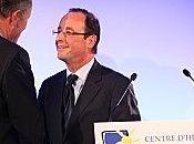 """François Hollande """"Etre President justice"""""""
