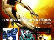 """Concours comics """"Stan Lee"""" Superpouvoir.com"""