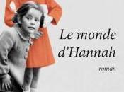 monde d'Hannah Ariane Bois