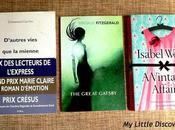 déjà! gagner: livres choisis exprès pour vous!