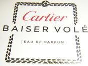 Shooting Baiser volé Cartier