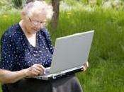 Quand seniors découvrent internet
