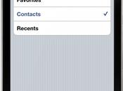 Cydia: Avec StartDial choisissez l'application téléphone