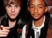 Justin Bieber Jaden Smith nous souhaitent bonne année..